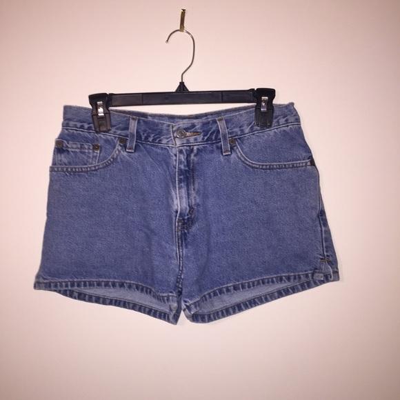 9da5c75f Levi's Shorts | Vintage Levis Jean | Poshmark